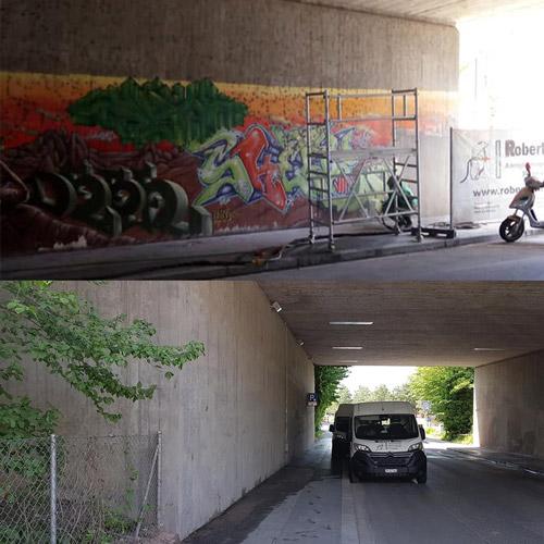 hydrogommage-graffiti-pont